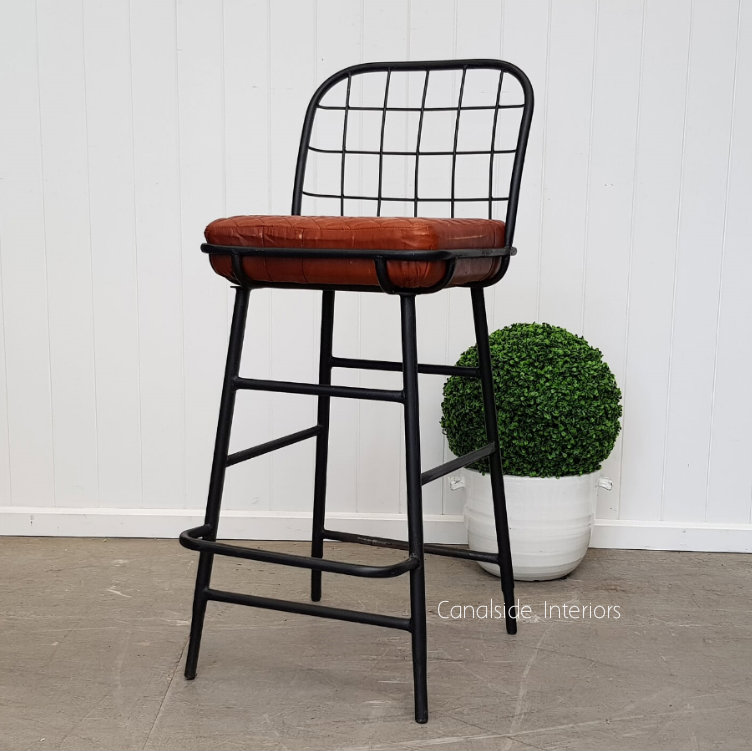 Watson Lane Bar Stool  INDUSTRIAL RUSTIC Style, CHAIRS, CAFE FURNITURE, CHAIRS Stools, CAFE FURNITURE Stools & Chairs