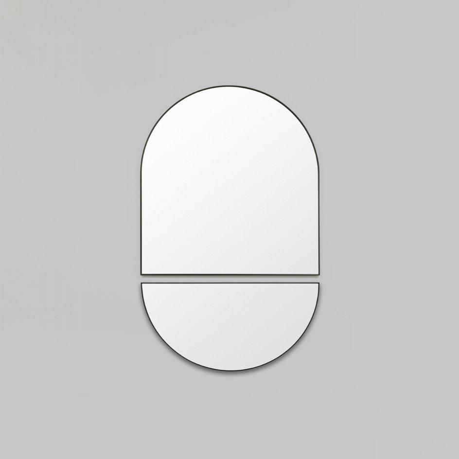 Bjorn Arched Mirror