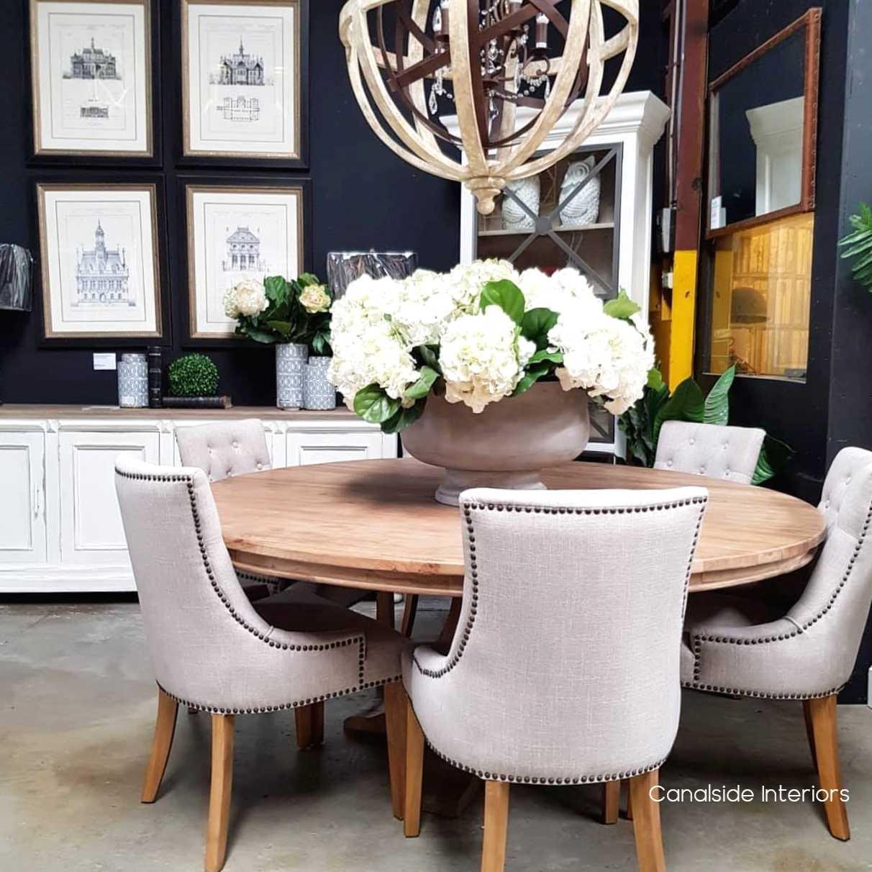 Artisan Round Dining Table