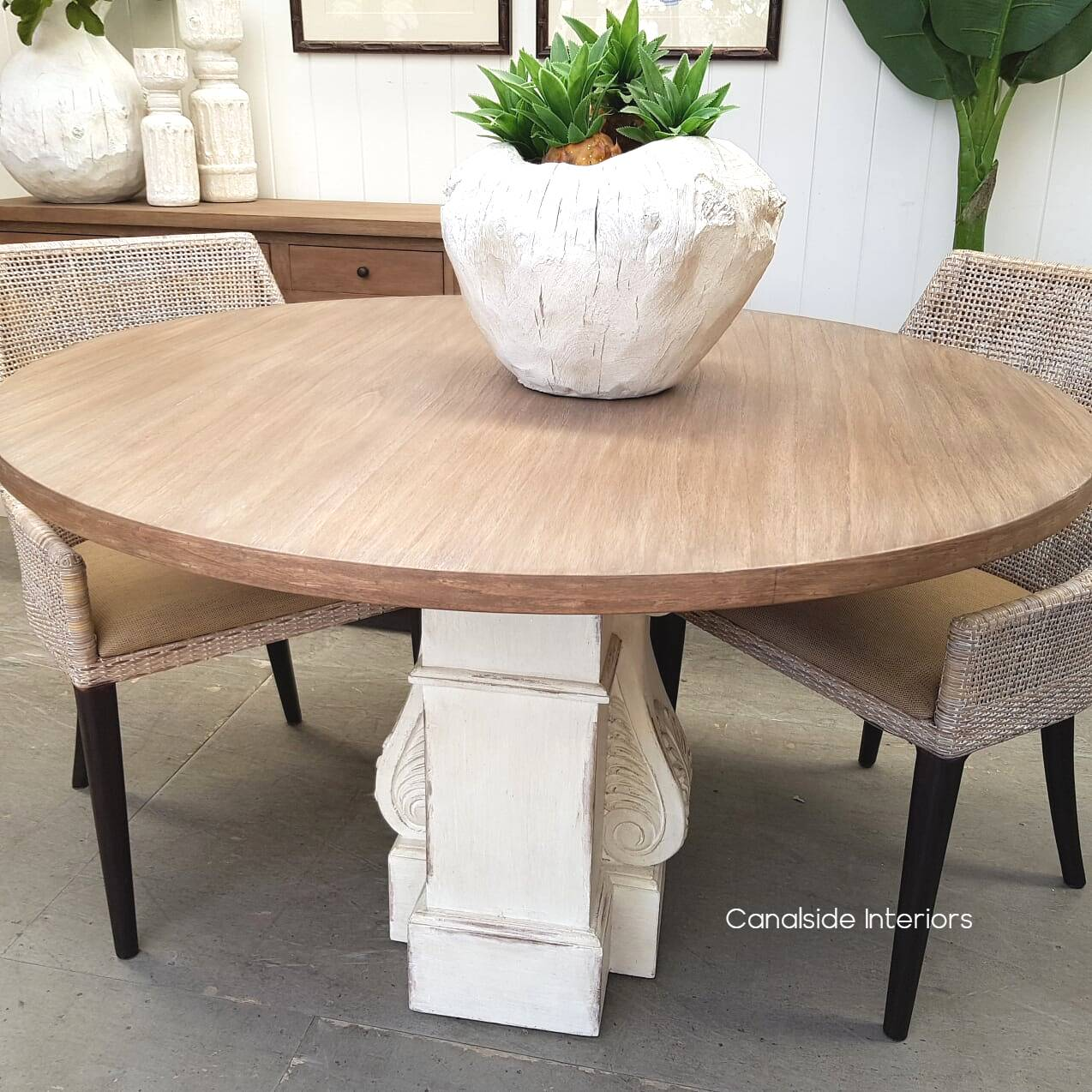 Bolton Round Dining Table