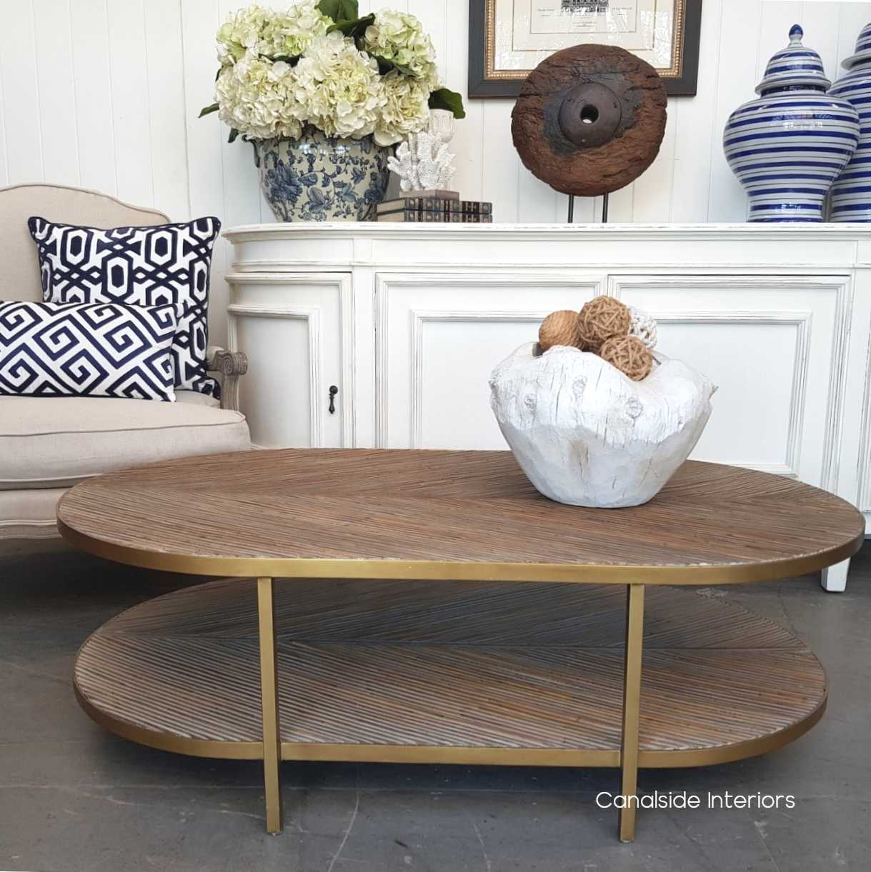 Colony Plantation Coffee Table
