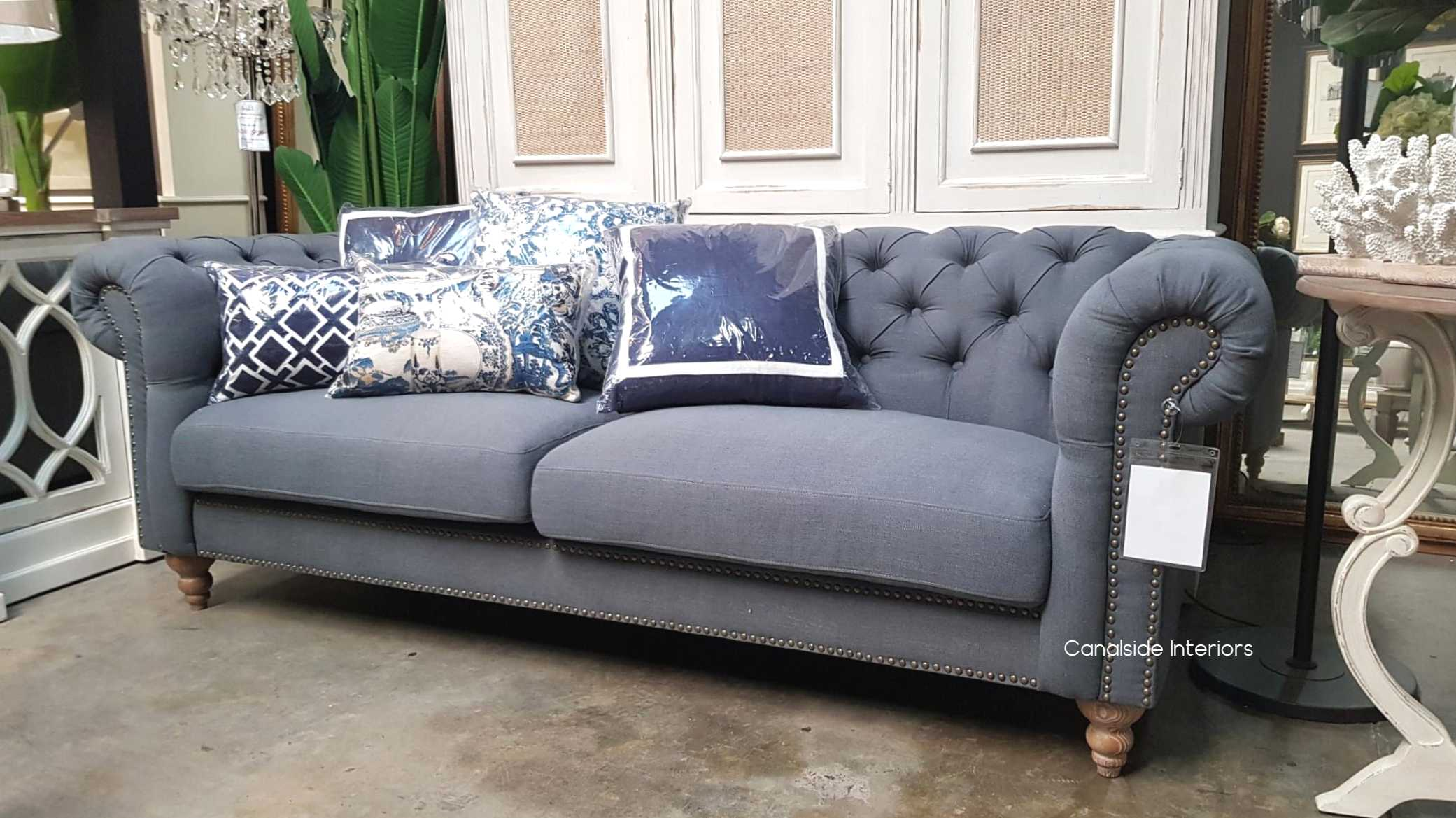 Clegane Chesterfield Sofa