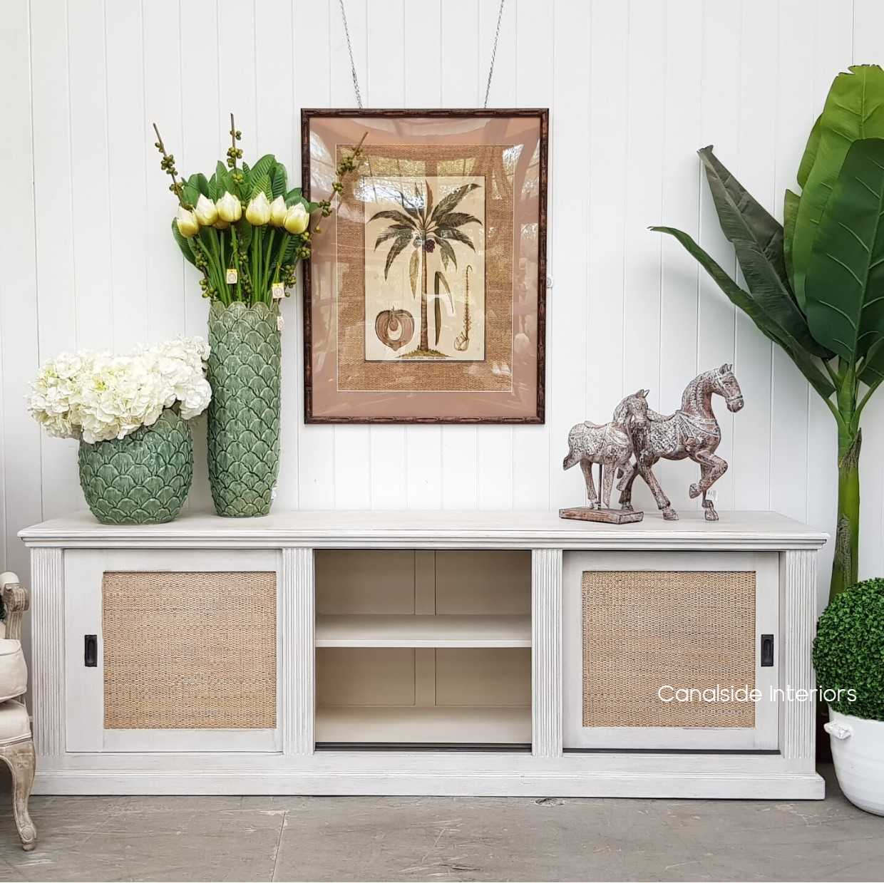 Brielle Rattan Sideboard/TV Unit II