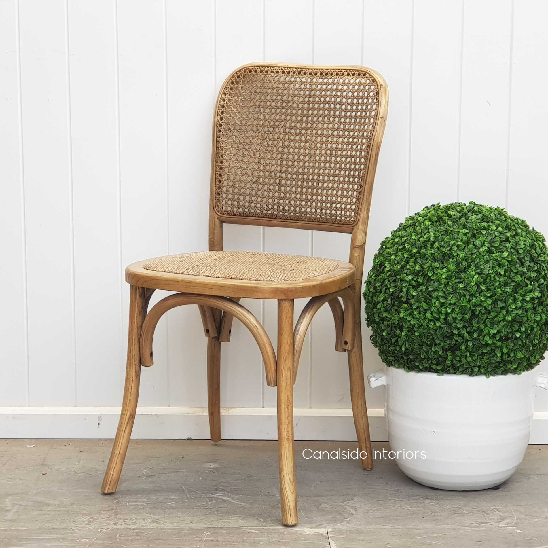 Saxon Bentwood Chair French Oak  Dining, CHAIRS, CAFE FURNITURE, HAMPTONS Style, PLANTATION Style, CHAIRS Dining, CAFE FURNITURE Stools & Chairs, PLANTATION STYLE