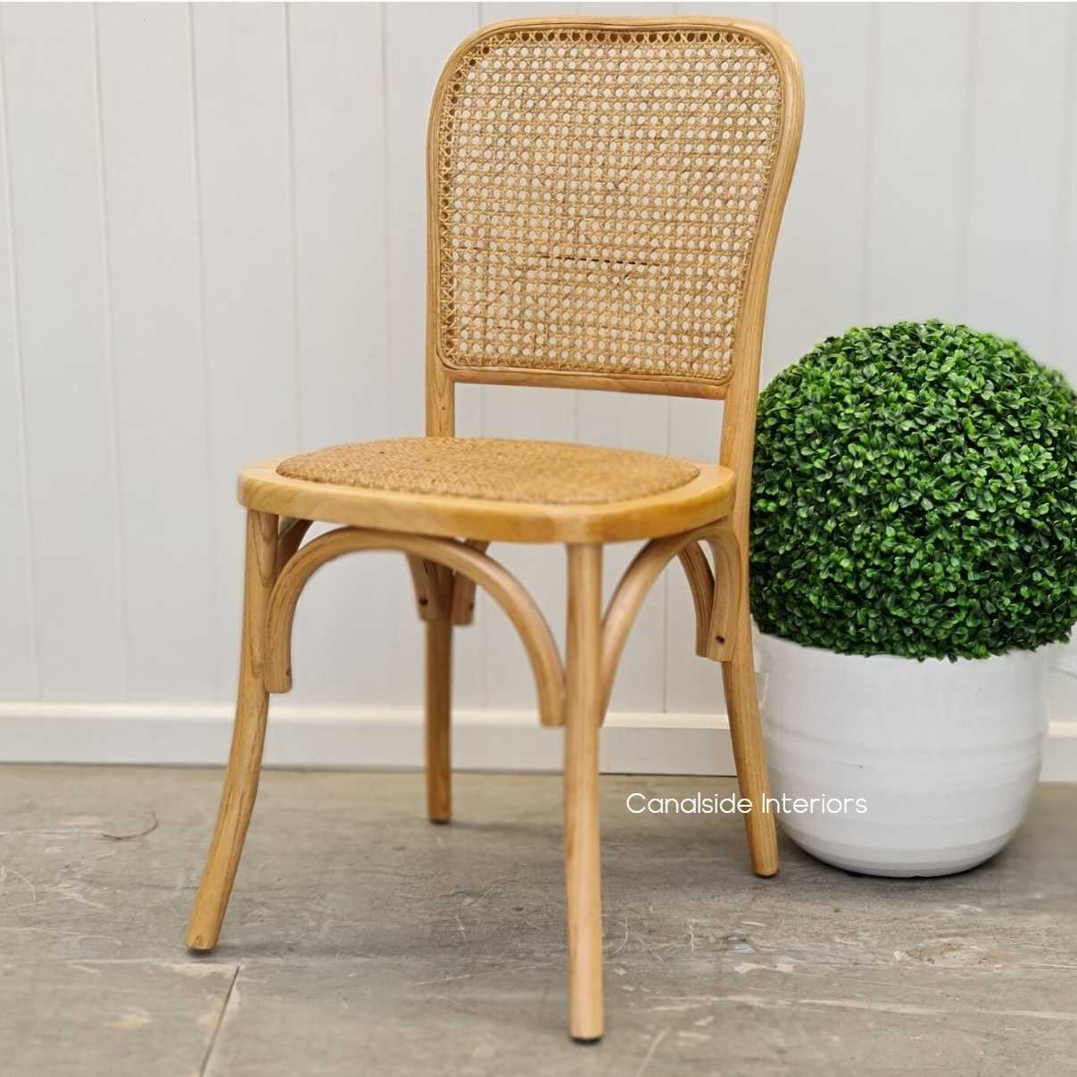 Saxon Bentwood Chair Natural  Dining, CHAIRS, CAFE FURNITURE, HAMPTONS Style, PLANTATION Style, CHAIRS Dining, CAFE FURNITURE Stools & Chairs, PLANTATION STYLE