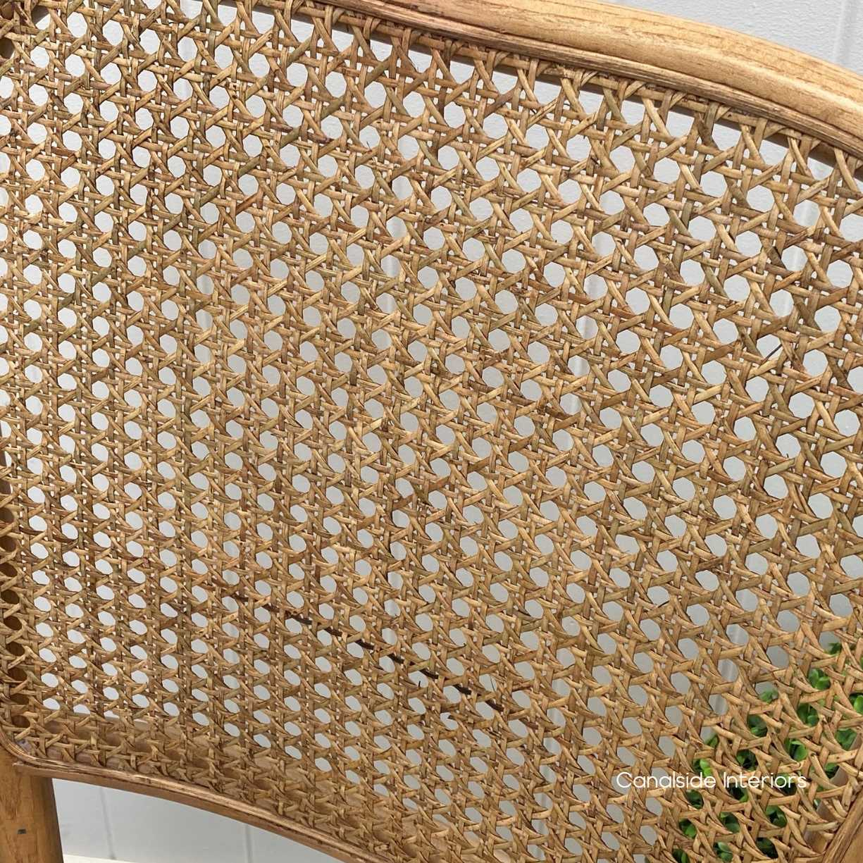 **Saxon Bentwood Chair - Natural - IN STOCK