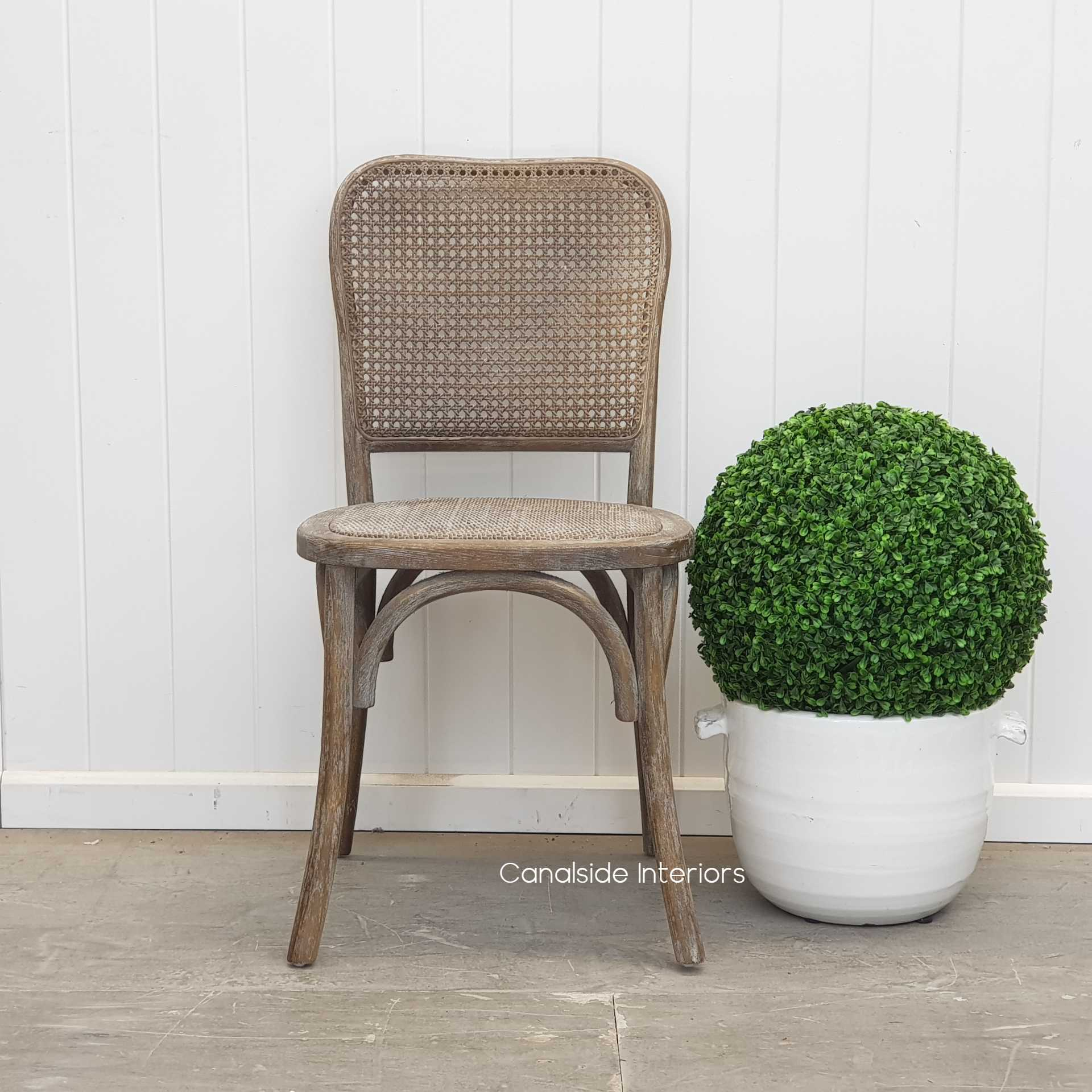Saxon Bentwood Chair Weathered Oak  Dining, CHAIRS, CAFE FURNITURE, HAMPTONS Style, PLANTATION Style, CHAIRS Dining, CAFE FURNITURE Stools & Chairs, PLANTATION STYLE