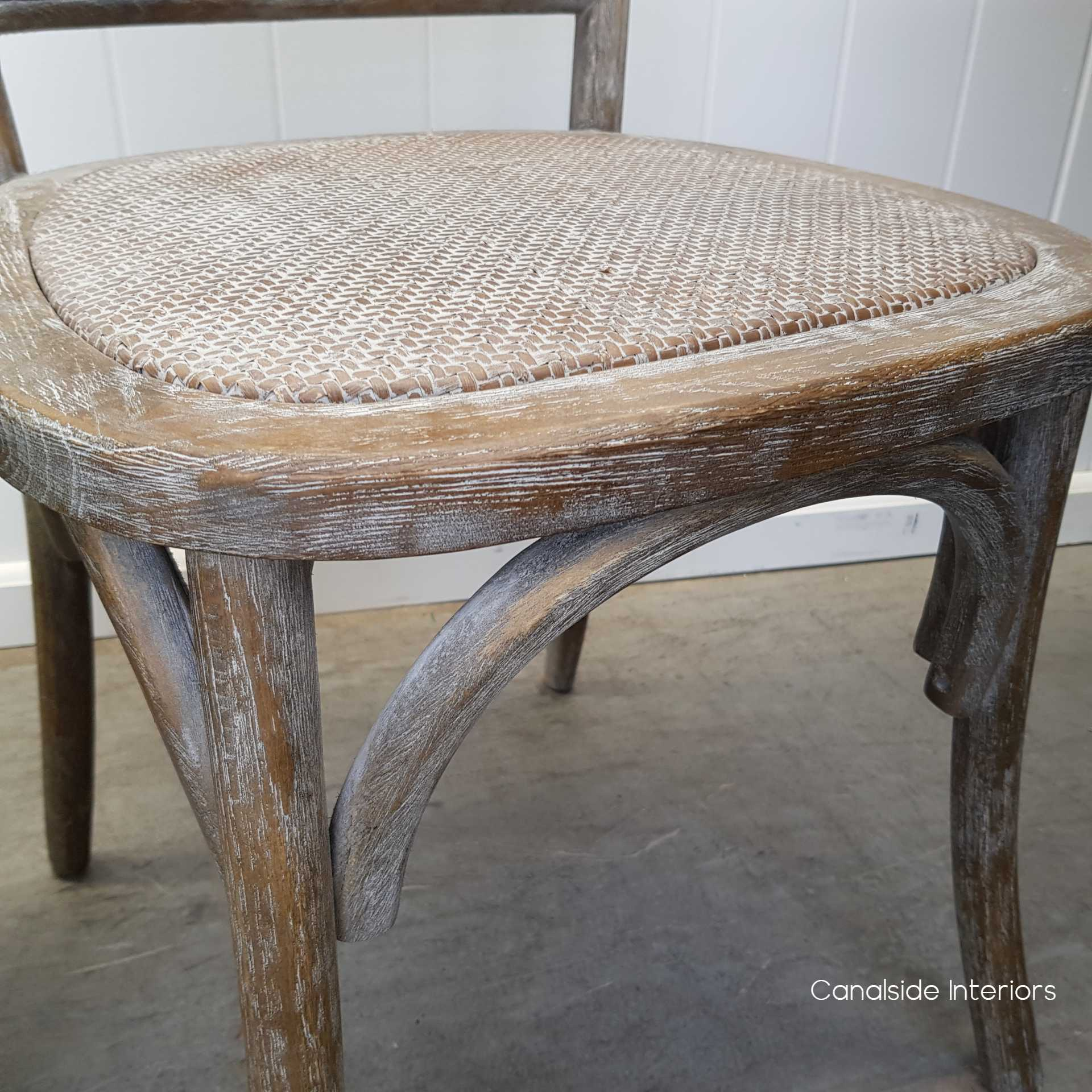 Saxon Bentwood Chair
