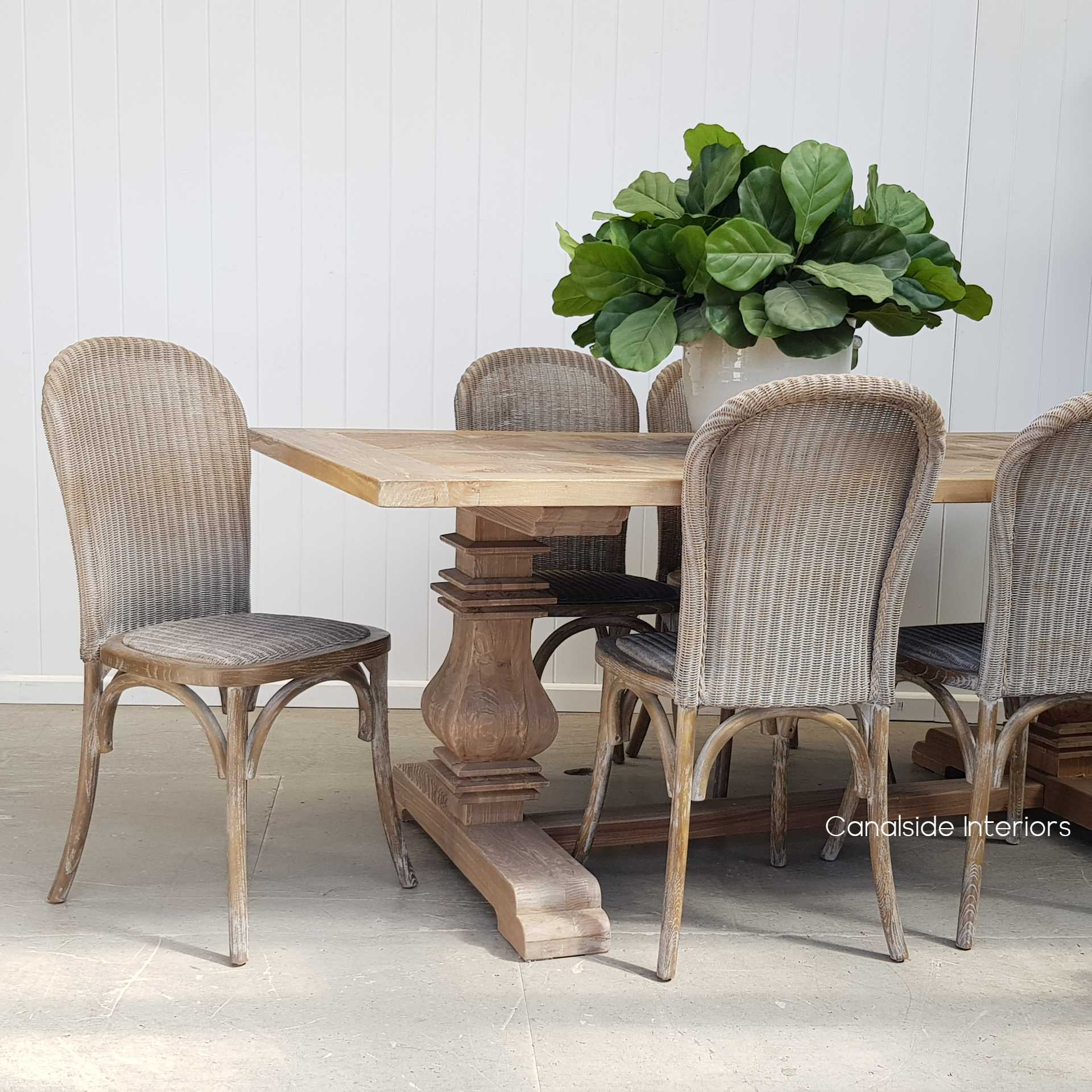 Cape Colony Chair Weathered Oak  Dining, CHAIRS, CAFE FURNITURE, HAMPTONS Style, PLANTATION Style, CHAIRS Dining, CAFE FURNITURE Stools & Chairs, PLANTATION STYLE