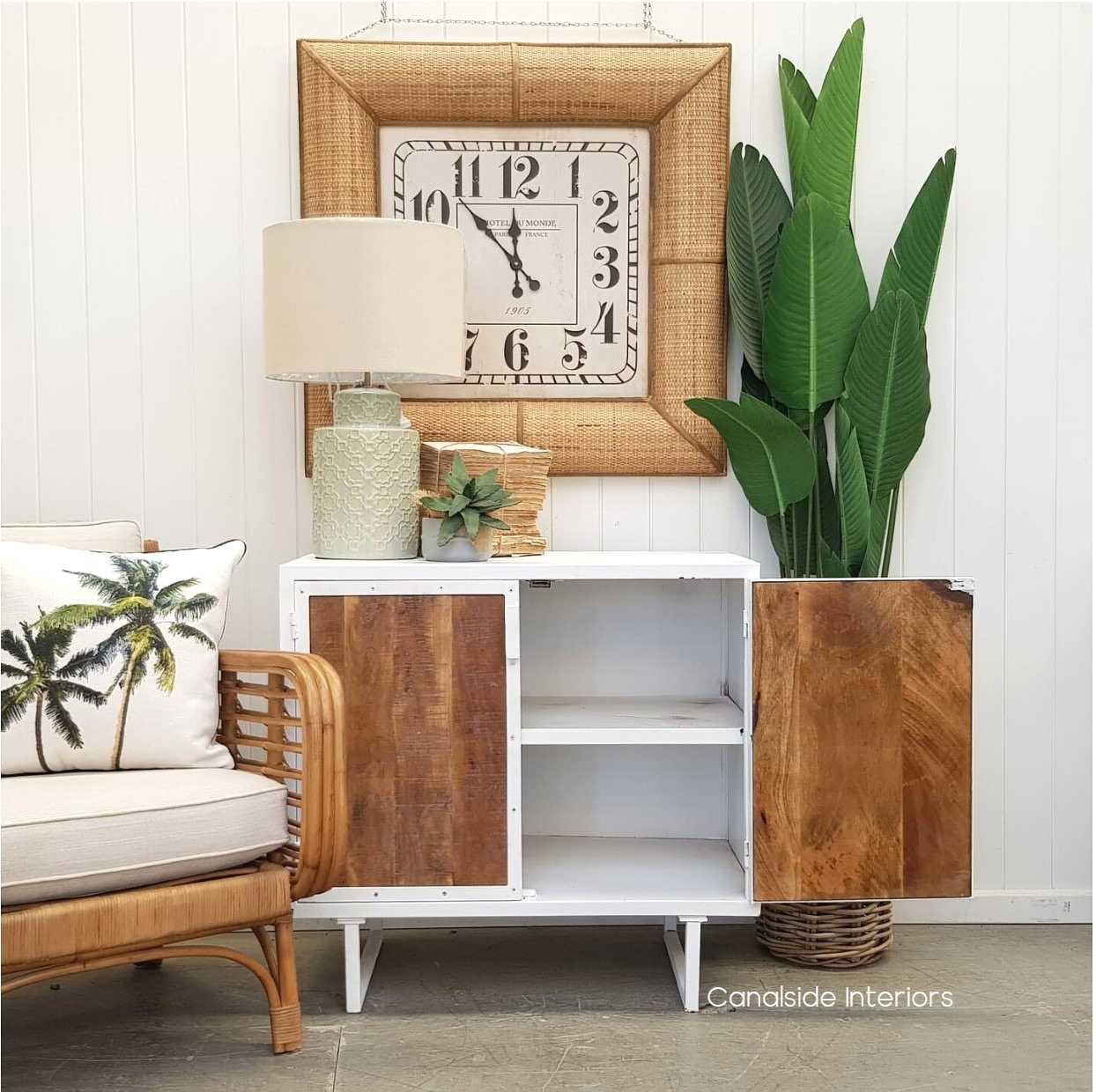 Ellaria Sideboard  INDUSTRIAL RUSTIC Style, CAFE FURNITURE, LIVING Room, LIVING TV Media & Storage, CAFE FURNITURE Storage, TABLES Sideboards & Buffets, STORAGE, STORAGE Sideboards & Buffets, PLANTATION STYLE