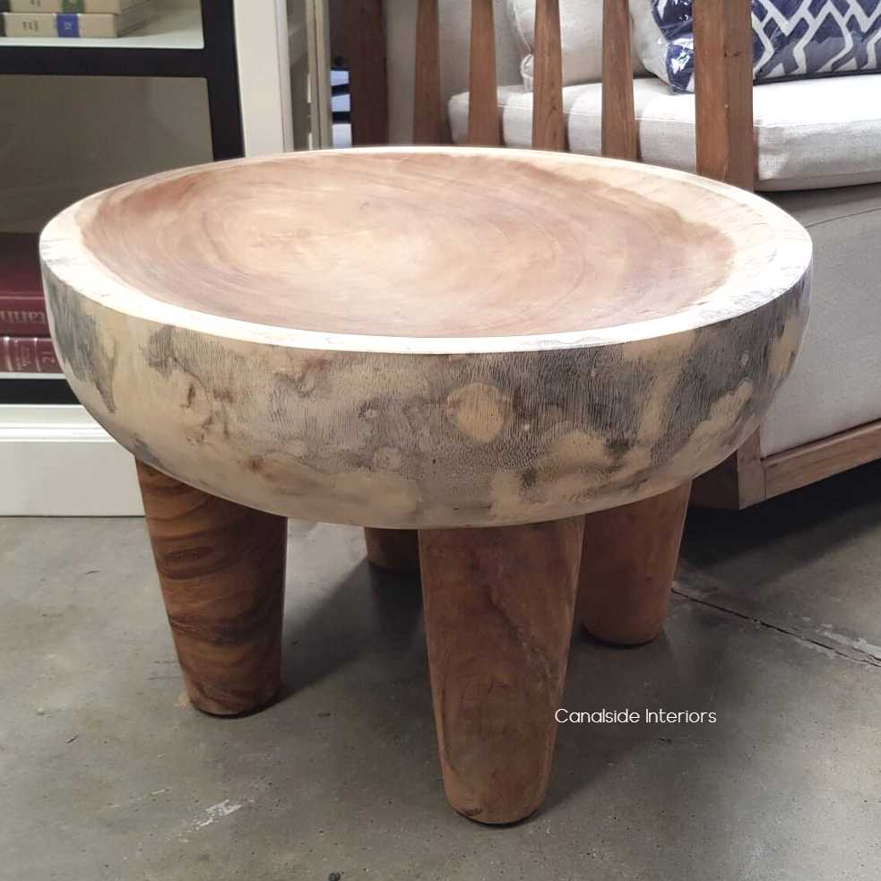 Tamale Natural Side Table  INDUSTRIAL RUSTIC Style, TABLES, TABLES Side Tables, LIVING Room, LIVING Coffee & Side Tables, BEDROOM Bedsides