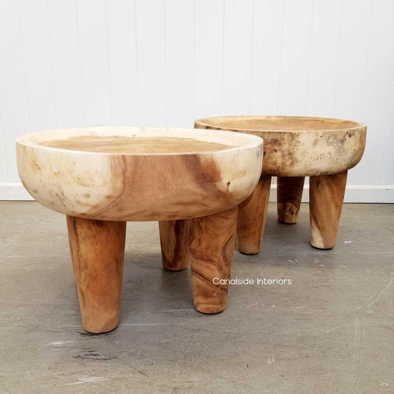 Tamale Natural Side Table  INDUSTRIAL RUSTIC Style, TABLES, TABLES Side Tables, LIVING Room, LIVING Coffee & Side Tables, BEDROOM Bedsides