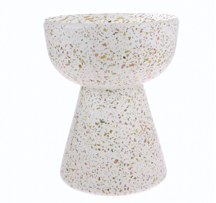 Terrazzo Side Table - Canalside Interiors