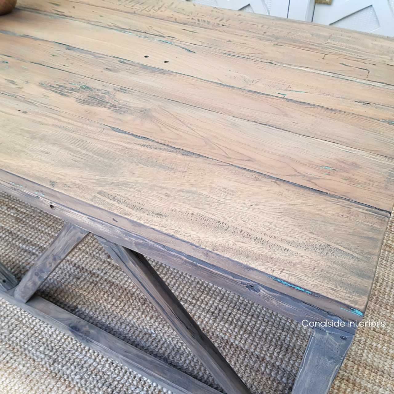 Cassowary Coffee Table Reclaimed Wood TABLES, HAMPTONS Style, PLANTATION Style, TABLES Coffee Tables, LIVING Room, LIVING Coffee & Side Tables, coffee table, industrial, rustic, recycled, character