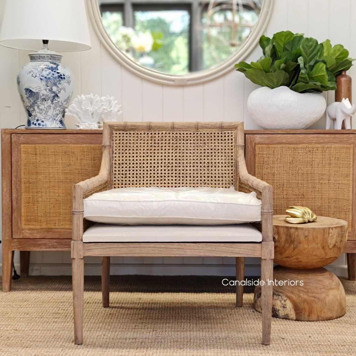 Palmer Plantation Rattan Armchair Cane CHAIRS, HAMPTONS Style, PLANTATION Style, CHAIRS Lounge, LIVING Room, LIVING Chairs, PLANTATION STYLE Rattan Island living, british colonial