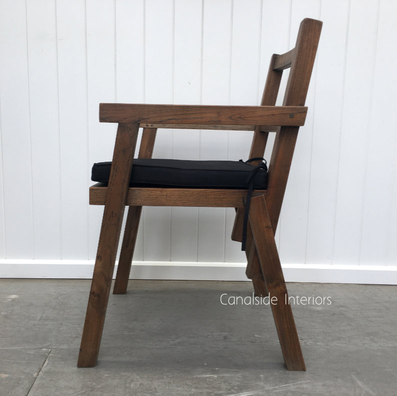 Galaxy Teak Dining Chair  Recycled Furniture, CHAIRS, HAMPTONS Style, PLANTATION Style, CHAIRS Dining