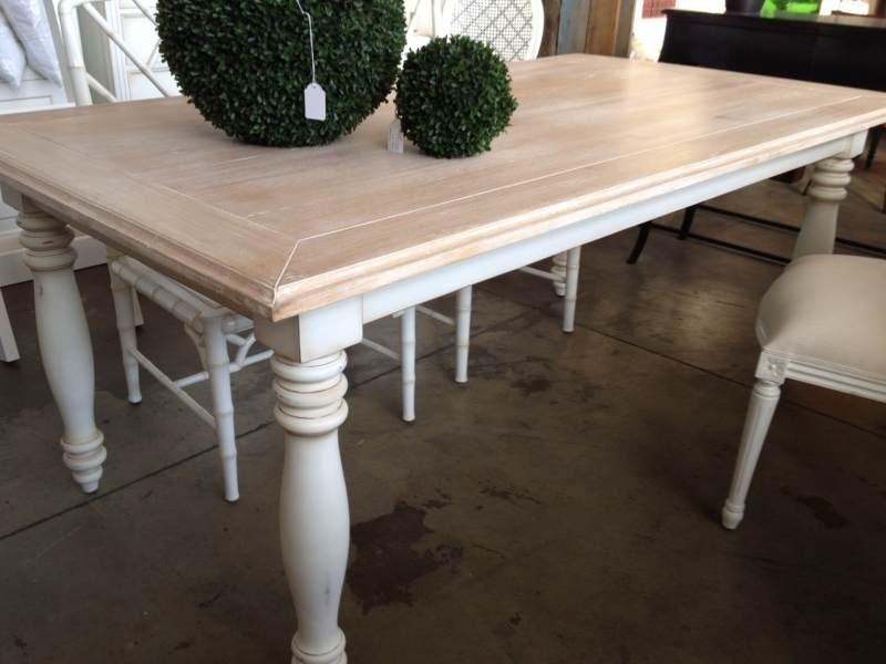 Canalside Interiors' Riverina Dining Table