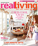 Real Living Magazine  MEDIA