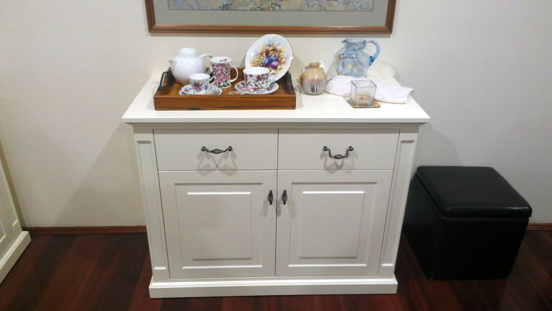 Bespoke Sideboard Custom Made by Canalside Interiors