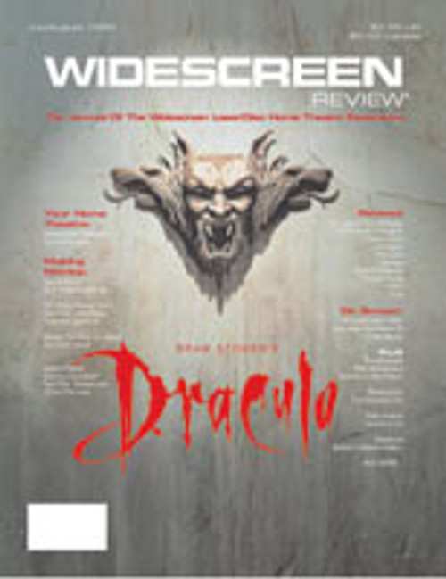 Widescreen Review Issue 004 - Dracula (July/August 1993)