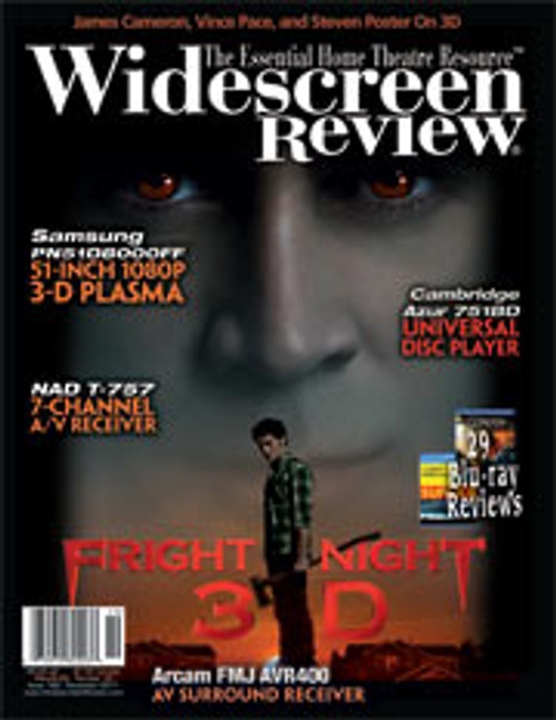 Widescreen Review Issue 162 - Fright Night (December 2011)