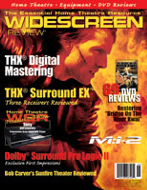 Widescreen Review Issue 234 - Mission Impossible: Fallout