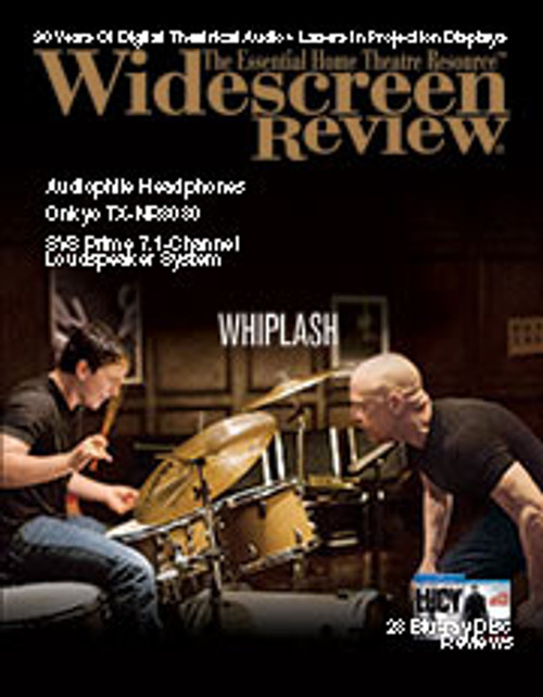Widescreen Review Issue 194 - Whiplash (February 2015)