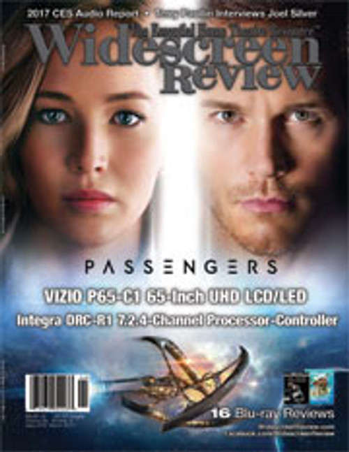 Widescreen Review Issue 215 - Passengers (March 2017)