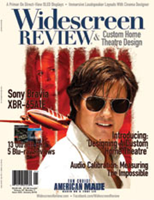 Widescreen Review Issue 223 - American Made (January 2018)