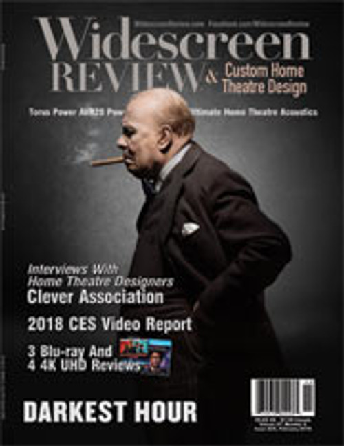 Widescreen Review Issue 224 - Darkest Hour (February 2018)