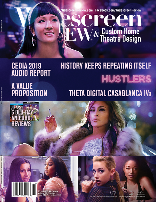 Widescreen Review Issue 245 - Hustlers (November 2019)