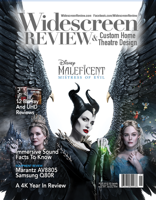 Widescreen Review Issue 247 - Malificent: Mistress Of Evil (January 2020)