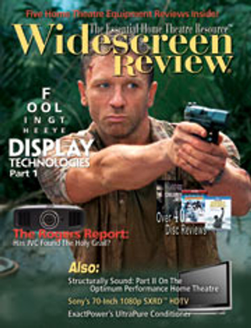 Widescreen Review Issue 120 - Casino Royale (May 2007)