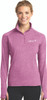 Sikorsky Ladies Sport-Wick® Stretch 1/2-Zip Pullover
