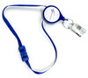 Retractable Lanyard with Badge Holder