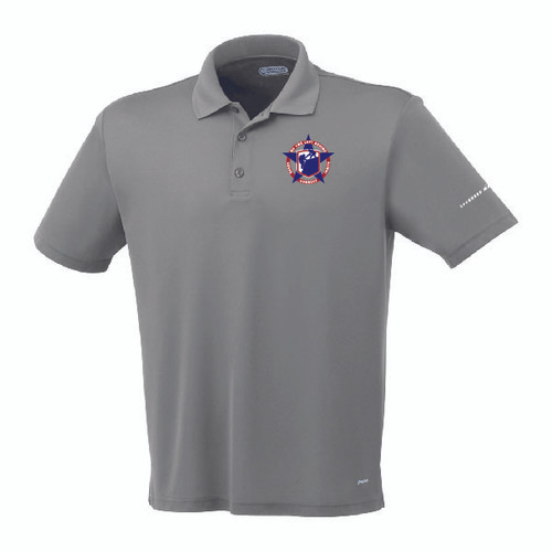 Military Veterans Men & Ladies Moreno Short Sleeve Polo