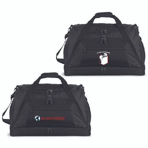 Military Veterans Vertex® Commander Travel Bag