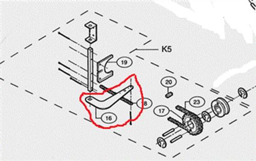 Liftmaster Commercial Door Parts on