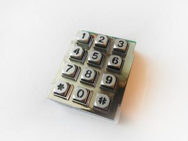 Doorking 1895 033 1515 Replacement Keypad