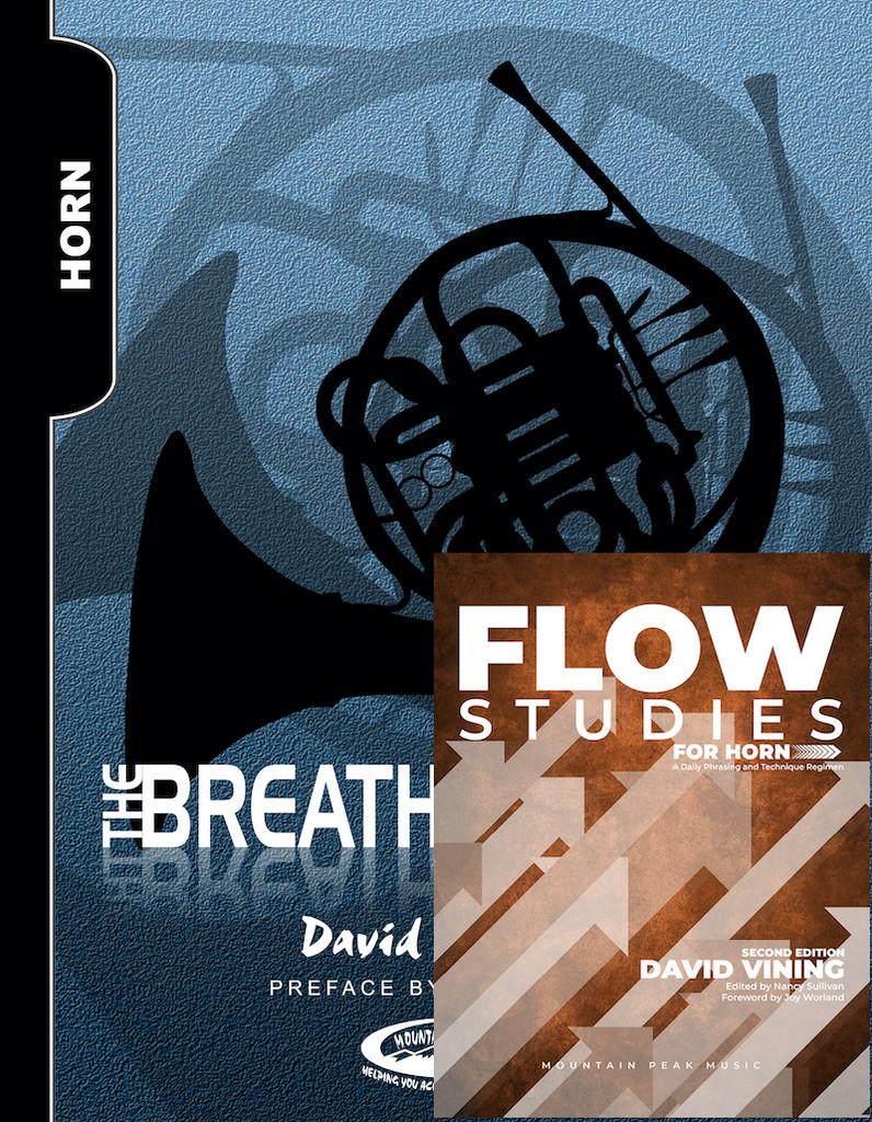 Breathing/Flow Bundle for Horn