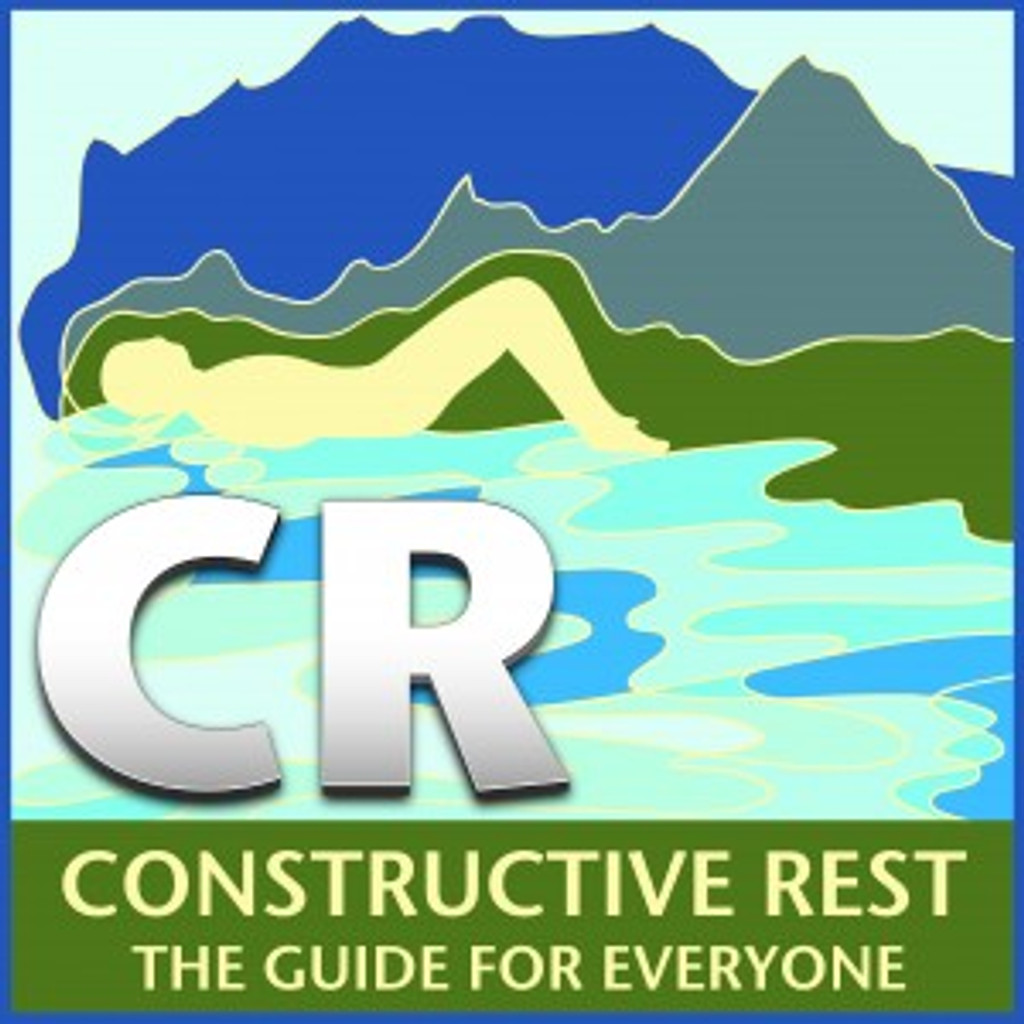 Constructive Rest: The Audio Guide Series (CD)