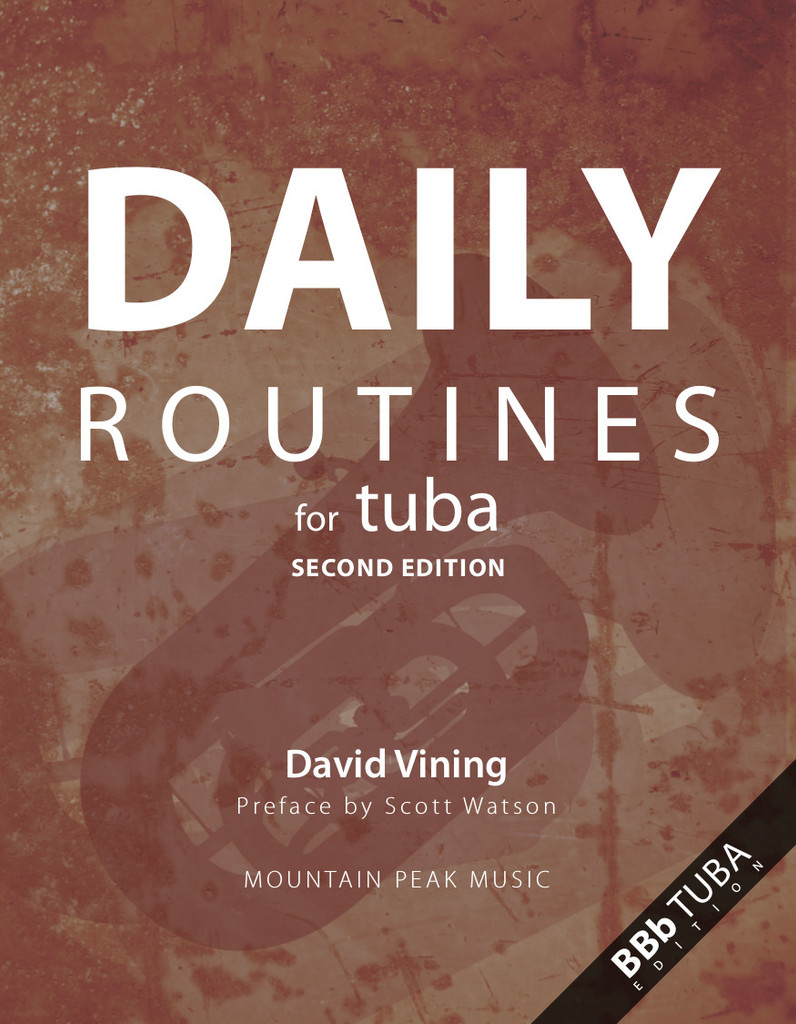 Daily Routines for Tuba (BB-flat)