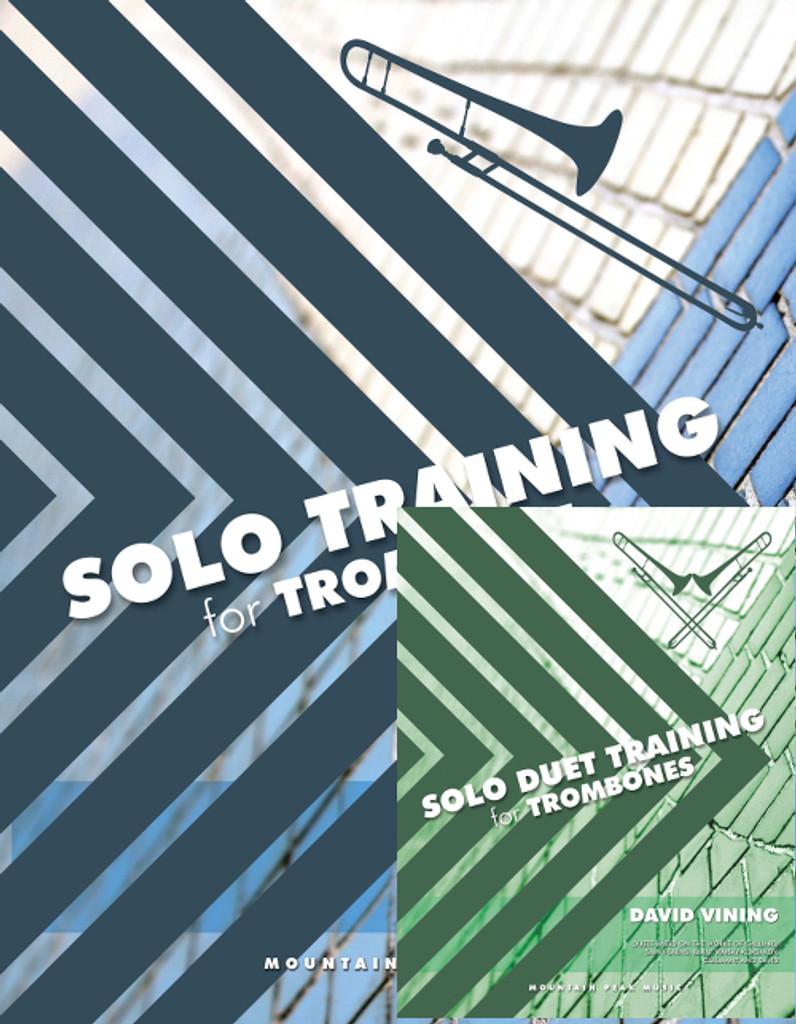 Solo Training Bundle for Trombone