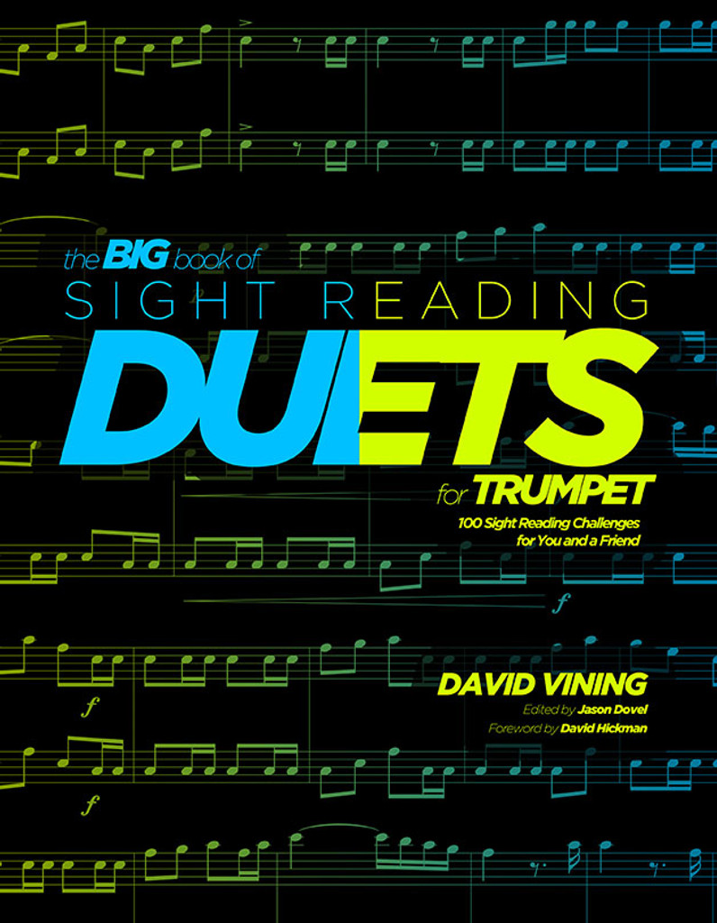 Big Book of Sight Reading Duets for Trumpet