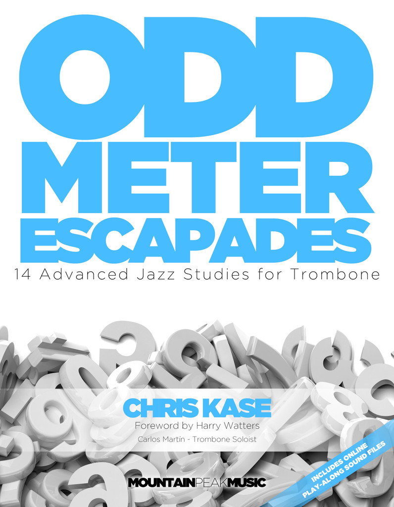 Odd Meter Escapades for Trombone - MP3 Sound Files Download