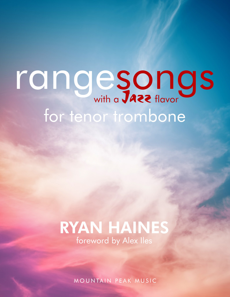 Rangesongs with a Jazz Flavor for Tenor Trombone