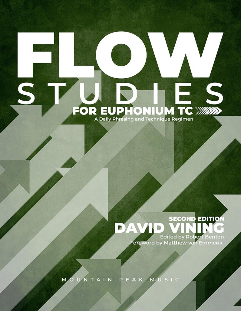 Flow Studies for Euphonium (TC): A Daily Phrasing and Technique Regimen