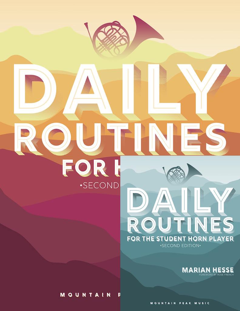 Daily Routines Duo for Horn