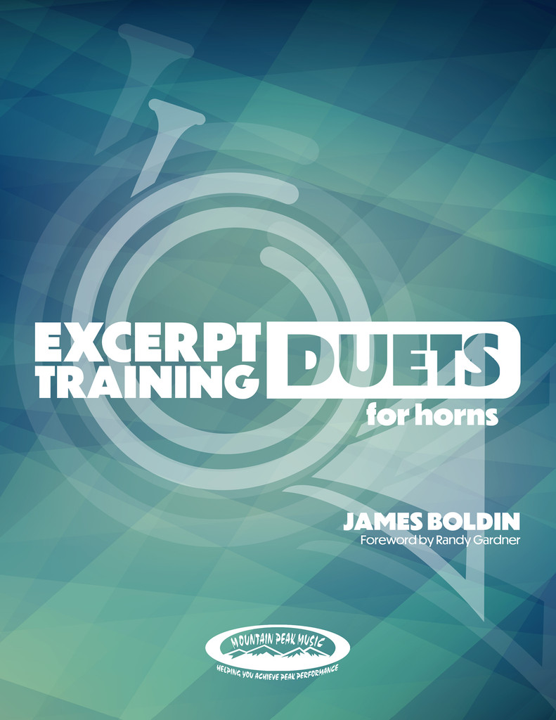 Excerpt Training Duets for Horns