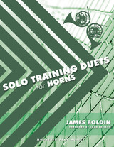 Solo Training Duets for Horns